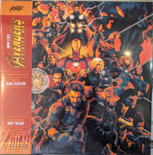 Alan Silvestri - Avengers: Infinity War - 3x LP Colored Vinyl
