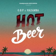 "O.B.F & Nazamba - Hot Beer - 7"" Vinyl"