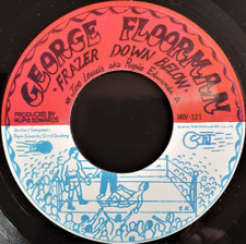"Joe Lewis aka Rupie Edwards - Frazer Down Below - 7"" Vinyl"