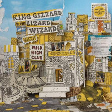 King Gizzard And The Lizard Wizard With Mild High Club - Sketches Of Brunswick East - LP Colored Vinyl