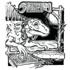 "Moschops & Symatic - Skratch Fossil - 7"" Vinyl"