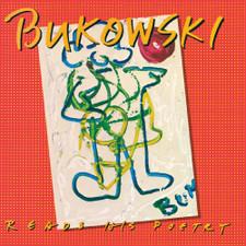Charles Bukowski - Reads His Poetry - LP Colored Vinyl