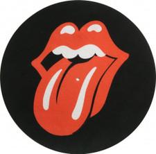 The Rolling Stones - Tongue Logo (Black) - Single Slipmat