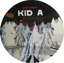 Radiohead - Kid A - Single Slipmat