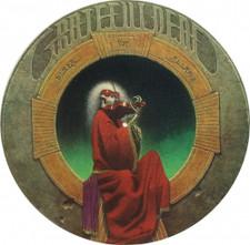 The Grateful Dead - Blues For Allah - Single Slipmat