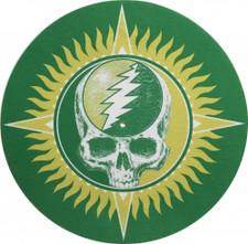 The Grateful Dead - 30 Trips Green - Single Slipmat