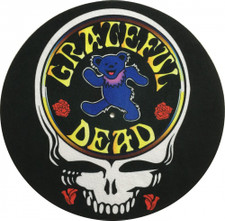 The Grateful Dead - Jerry Bear - Single Slipmat