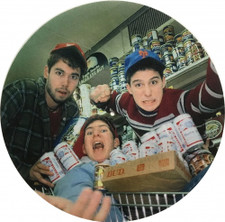 Beastie Boys - Beer Run - Single Slipmat