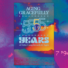 Various Artists - Aging Gracefully: 5 Years Of Hobo Camp - Cassette