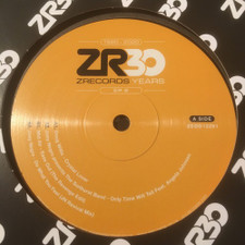 "Various Artists - 30 Years Of Z Records Ep 2 - 12"" Vinyl"