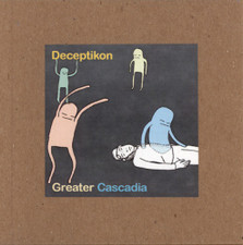 Deceptikon - Greater Cascadia - CD