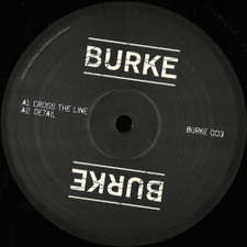 "Burke - Cross The Line - 12"" Vinyl"