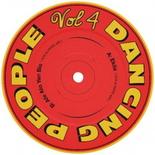 "Dancing People - Volume 4 - 12"" Vinyl"