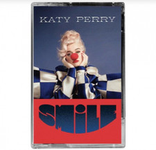 Katy Perry - Smile - Cassette