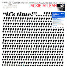 Jackie McLean - It's Time! - LP Vinyl