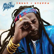 "Buju Banton - Trust / Steppa RSD - 10"" Vinyl"