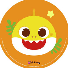 """Pinkfong - Baby Shark RSD - 7"""" Picture Disc Vinyl"""