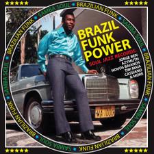 """Various Artists - Brazil Funk Power RSD - 5x 7"""" Vinyl Box Set"""