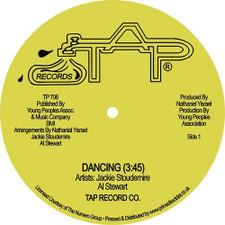"""Jackie Stoudemire & Al Stewart - Dancing RSD - 12"""" Vinyl"""