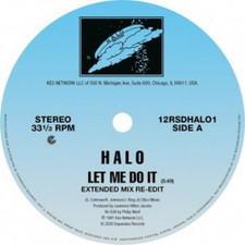 "Halo - Let Me Do It / Life RSD - 12"" Vinyl"