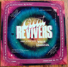 The Great Revivers - Have A Trip With Lucid Paradise - LP Vinyl