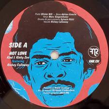 "Kind & Kinky Zoo - Hot Love - 7"" Vinyl"
