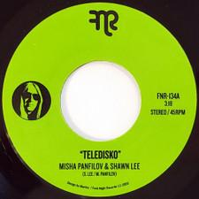 """Misha Panfilov & Shawn Lee - Teledisko - 7"""" Vinyl"""