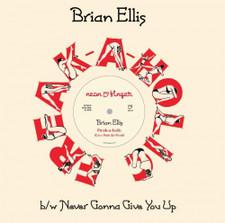 """Brian Ellis - Freak-A-Holic - 12"""" Vinyl"""