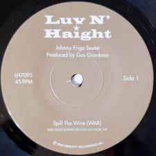 """Johnny Frigo Sextet - Spill The Wine - 7"""" Vinyl"""