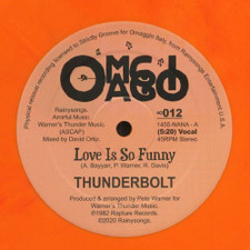 "Thunderbolt - Love Is So Funny - 12"" Vinyl"