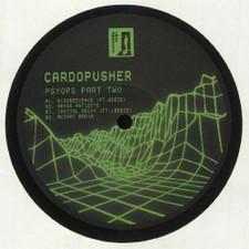 "Cardopusher - Psyops Pt. 2 - 12"" Vinyl"