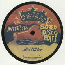 "Jamie 3:26 - Sober Disco Edits - 12"" Vinyl"