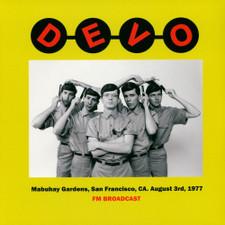 Devo - Mabuhay Gardens San Francisco August 3rd, 1977 - LP Vinyl