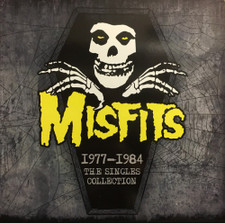 Misfits - The Singles Collection 1977-1984 - LP Vinyl