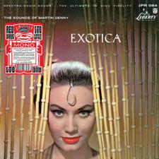 Martin Denny - Exotica - LP Colored Vinyl