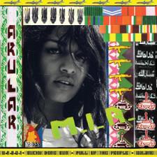 M.I.A. - Arular - 2x LP Vinyl