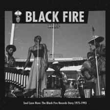 Various Artists - Soul Love Now: The Black Fire Records Story 1975-1993 - 2x LP Vinyl