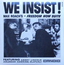 Max Roach - We Insist! Freedom Now Suite (Mono) - LP Vinyl