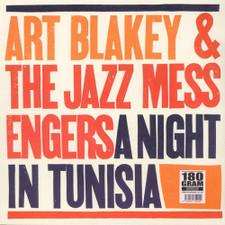 Art Blakey & The Jazz Messengers - A Night In Tunisia - LP Vinyl