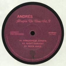 "Andres - Allegria de Vino Vol. 2 - 7"" Vinyl"