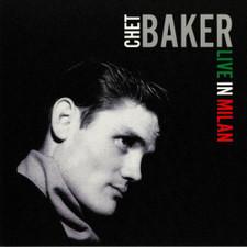 Chet Baker - Live In Milan - LP Vinyl