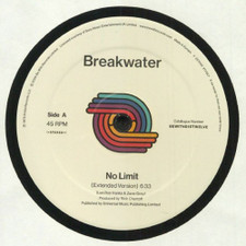 "Breakwater - No Limit - 12"" Vinyl"