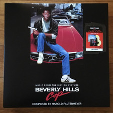 Harold Faltermeyer - Beverly Hills Cop (Music From The Motion Picture) - LP Colored Vinyl