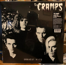The Cramps - Gravest Hits - LP Vinyl