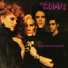 The Cramps - Songs The Lord Taught Us - LP Vinyl