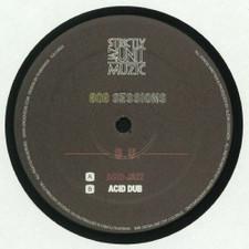 "GU - 808 Sessions - 12"" Vinyl"