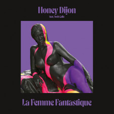 "Honey Dijon - La Femme Fantastique - 12"" Vinyl"