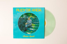Rudy De Anda - Tender Epoch - LP Clear Vinyl