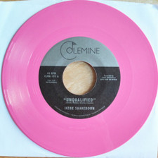 "Ikebe Shakedown - Unqualified - 7"" Colored Vinyl"