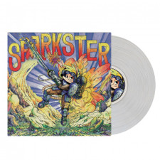 Konami Kukeiha Club - Sparkster - LP Clear Vinyl